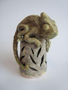 Double Pinch Pot Animals | East Chapel Hill High Ceramics