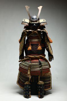 Samurai Helmet, Kabuto, Bushi, Yoroi Armor