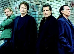 The Eagles: Joe Walsh, Don Henley, Glenn Frey and Timothy Schmit