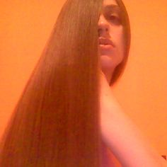 My long hair :)