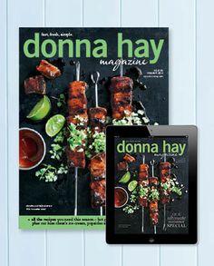 donna hay magazine summer issue #85 2016