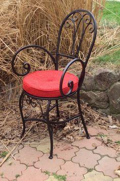 Luxury Wrought Iron Corner Table