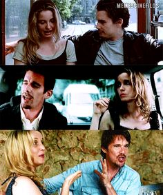 Before Sunrise / Before Sunset / Before Midnight dir. Rich… Before Sunrise / Before Sunset / Before Midnight dir. Before Sunset Quotes, Before Sunset Movie, Before Sunrise Trilogy, Before Trilogy, Cinema Quotes, Film Quotes, Movies And Series, Movies And Tv Shows, Julie Delpy