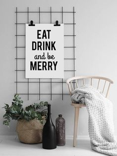 Eat Drink and Be Merry Sign, Christmas Decorations, Holiday Decor, Xmas Decorations, Christmas Svg, Christmas Poster, Xmas Prints, Wall Art #homedecorideas #homedecoronabudget #homedecordiy #homedecorideasmodern #homeoffice #homedecor #homeideas #wallart #walldecor #wallartdiy #art #print #digital #christmasdecoration #christmas #christmascards #christmasdecor #christmasprintable #christmasprint
