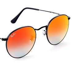 bba130ed3d New Color for Ray-Ban Round Metal RB 3447 002-4w Round Ray Bans