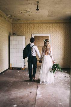 Nature-Inspired Polish Wedding at Gorzelnia 505