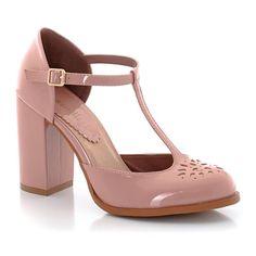 Sapatos perfurados MADEMOISELLE R