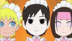 Naruto Sugoi Doryoku (SD) Eps. 24 OMG SUN!! SAI!! >/////
