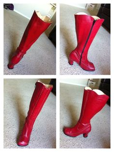 boot alterations | for the love of vogs