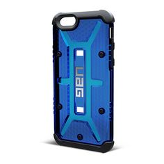 Urban Armor Gear iPhone 6/6S Composite Case (Cobalt/Black-Visual Packaging)   Mobile Madhouse