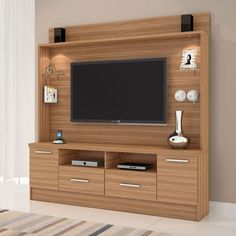 Wardrobe Design Bedroom, Bedroom Bed Design, Bedroom Furniture Design, Tv Unit Interior Design, Tv Unit Furniture Design, Modern Tv Room, Modern Tv Wall Units, Living Room Tv Unit Designs, Ceiling Design Living Room
