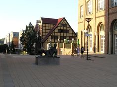 Hanseatic City of Rostock - German Architecture Forum / junction north to Unterwarnow and city harbor