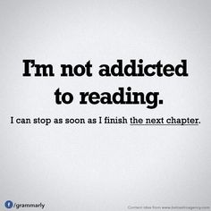 ❤️ Reading. This is my reality!