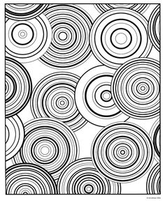modern art coloring pages | 1000+ images about Coloring: Geometric on Pinterest ...
