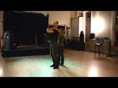 Advanced Jitterbug Moves - The Egg Beater, Back Hand Slide, Tuck and Apache Dip - YouTube