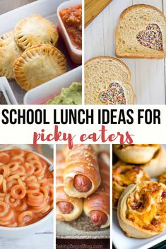 School Lunch Ideas for Picky Eaters - A Grande Life