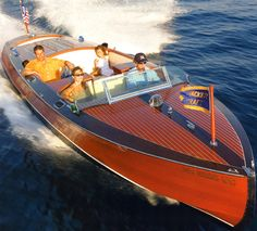 28ft_Hacker_Runabout #Woodenboat