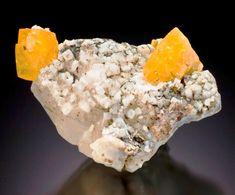 Fresnoite on Analcime with Natrolite - Mother Load Pocket, Junnila Mine, New Idria District, Diablo Range, San Benito Co., California, USA Size: 4.0 x 2.8 x 2.0 cm