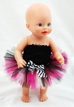 It's never to early to start dancing- baby tutu by KenziesTreasures -