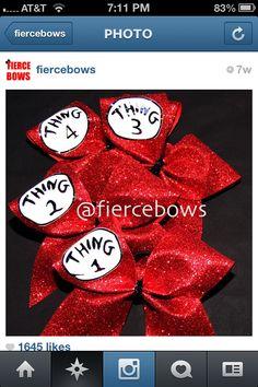 Stunt group bows :)
