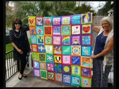 The Blanket of Love for Gaza Project