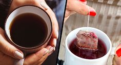 Most of us like the ritual -- not to mention the caffeine boost -- that comes with a cup of tea or coffee. But it can be good for your health, too.