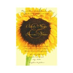 Dark blue and yellow as wedding colors with sunflowers as decorations. Maybe?