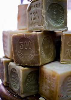 Love Olive Oil Soap. The best soap for the skin.