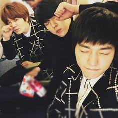 InfiniteF - Myungsoo, SungYeol & SungJong
