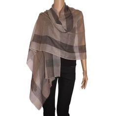 Hand woven premium quality 100% exclusive cashmere ring shawl. It is very fine, soft and extremely light yet very warm and cosy.
