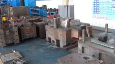 Tooling used in die castings projects come in many different types of dimensional sizes and shapes. Die casting tooling is usually produced through steel material and can weighs hundreds of pounds.