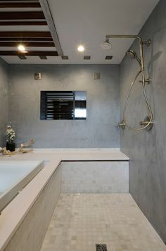 Spa Bathroom Renovation by GreenTex Builders and HGTV Bath Crashers   Home and Lifestyle Design