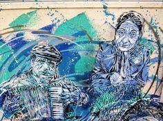 C215 #C215 #streetart #streetartparis19 #lavillette  #urbanart #parisstreetart #patm666photos