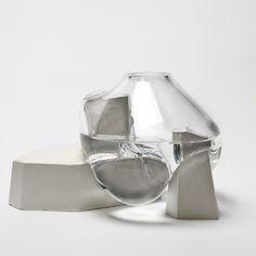 Ferréol Babin un design sensoriel : vase Falaise