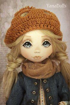Коллекционные куклы ручной работы. Ярмарка Мастеров - ручная работа Наташа. Handmade.