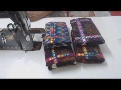 HOW TO MAKE PARTY WEAR HAND PURSE - YouTube How To Make Purses, Bags 2018, Wedding Purse, Baby Supplies, Boho Baby, Crochet Designs, Handmade Bags, Sewing Crafts, Diy Crafts