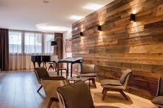 Nira Montana, Restaurant & SPa, La Thuile (AO) - HI LITE Next #lighting #design #fixtures #viabizzuno clv2 parete, #Foscarini #Twiggy terra