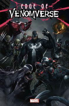 Edge of VenomVerse #Venom #WeAreVENOM #venomfans #Marvel