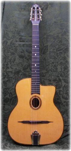 Jorgenson gypsy guitar