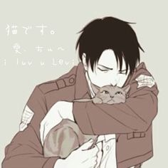 Levi is just so husband material like HOLY SHET