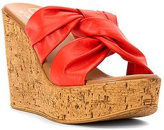 CALLISTO OF CALIFORNIA WOMEN'S RACHEL Coral Shoes, Coral Sandals, Wedges, California, Accessories, Fashion, Moda, Fashion Styles, Fashion Illustrations