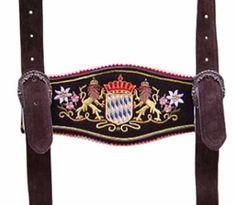 Bavarian Suspender. Repinned by www.mygrowingtraditions.com