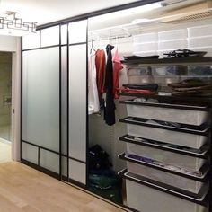 Servicing Chicago since 1972 with custom sliding glass closet doors at factory direct prices. Check out all of our high-quality custom frosted glass sliding closet doors and set up a free consultation with one of our product knowledge experts! Glass Closet, Glass Closet Doors, Sliding Closet Doors, Glass, Shower Design, Shower Doors, Frosted Glass, Frosted Glass Door, Glass Door