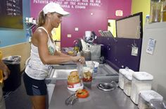 Customers pay what they want at Hilton Head smoothie shop   Business   The Island Packet ... Apparently it's working. Since starting the concept two months ago, ...