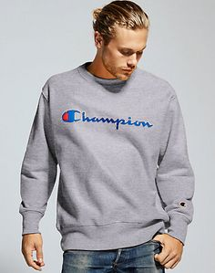 e04c01a56 Men's Tops, Tees & Sweatshirts. Champion Life™ Men's Reverse Weave® Graphic  Sweatshirt