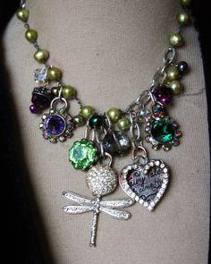 Vintage Fairytale Neklace - direct link http://shelbilavender.com/necklaces-2/015-18/ one of a kind