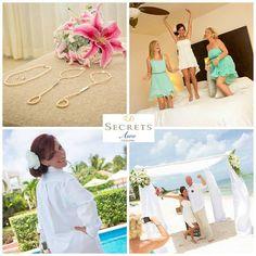 #destinationwedding #weddinginspiration #wedding #beachwedding #bridesmaids