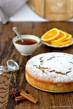 torta vegana alle arance3