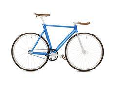 Schindelhauer design bike. Schindelhauer Hector custom made belt drive with the Hector frame. Single speed, fixie.