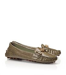 This Tory Burch Snakeprint Driver will make carpool absolutely DO-able :)